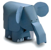 Elephant Writing Paper Free